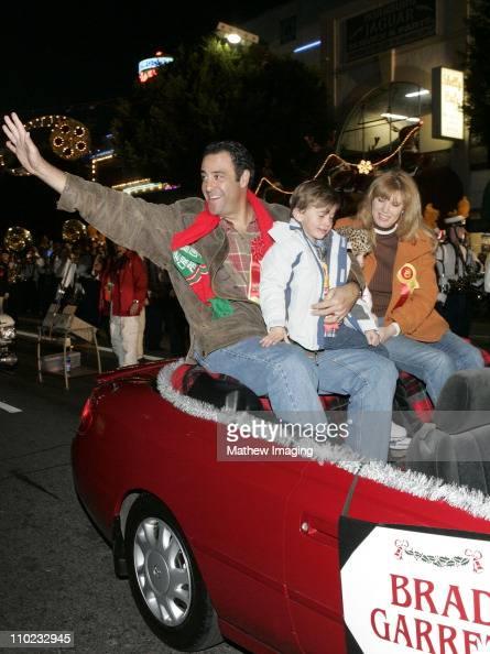 Brad Garrett and family during The 73rd Annual Hollywood ...Brad Garrett Family
