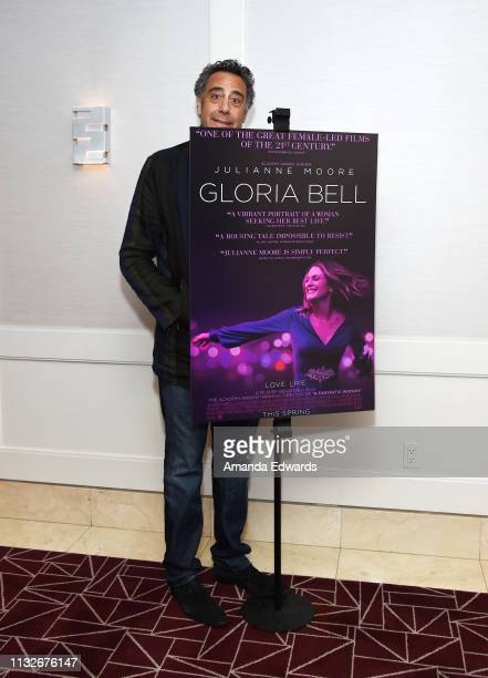 Brad Garrett attends a special screening of A24's Gloria Bell at The London West Hollywood on February 27 2019 in West Hollywood California
