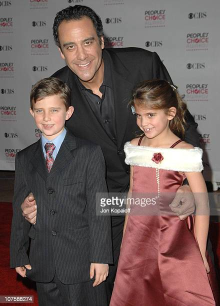 Brad Garrett during 33rd Annual People's Choice Awards Arrivals at Shrine Auditorium in Los Angeles California United States