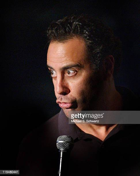 Brad Garrett during Comedian Brad Garrett at The Ice House - October 6, 2004 at The Ice House in Pasadena, California, United States.
