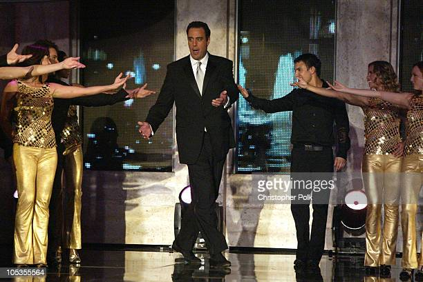 Brad Garrett hosts the 2004 TV Land Awards during 2004 TV Land Awards Airing March 17 2004 Show at The Palladium in Hollywood California United States
