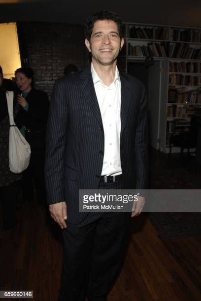 Brad Gooch attends Patricia Bosworth and Joel Conarroe host party for BRAD GOOCH'S new book FLANNERY A LIFE OF FLANNERY O'CONNOR at Private Residence...