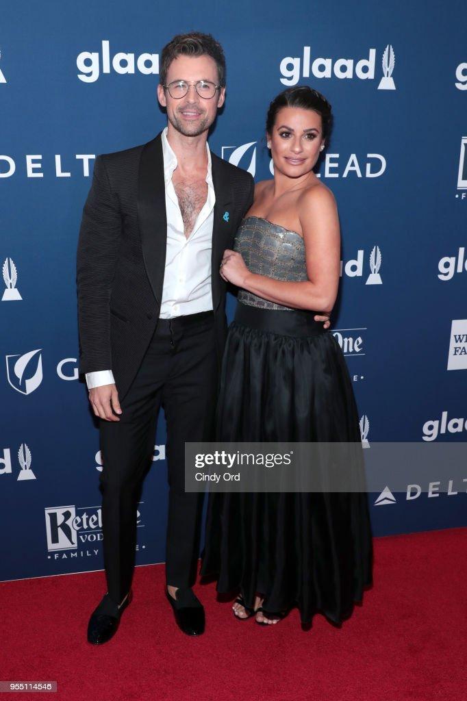 29th Annual GLAAD Media Awards - Red Carpet : News Photo