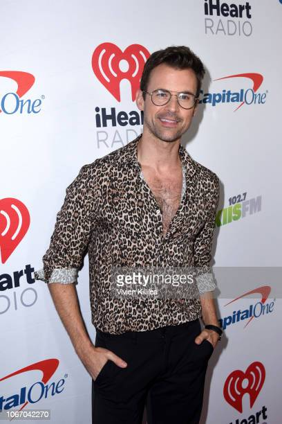 Brad Goreski attends 1027 KIIS FM's Jingle Ball 2018 Presented by Capital One at The Forum on November 30 2018 in Inglewood California