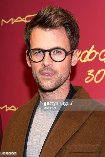 Brad Goreski attends Indochine's 30th Anniversary Party at Indochine on November 7, 2014 in New York City.