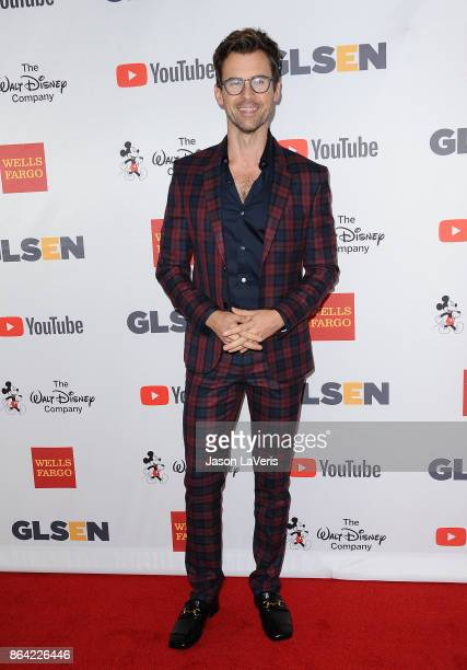 Brad Goreski attends the 2017 GLSEN Respect Awards at the Beverly Wilshire Four Seasons Hotel on October 20 2017 in Beverly Hills California