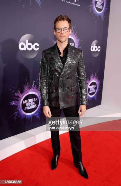 Brad Goreski attends the 2019 American Music Awards at Microsoft Theater on November 24 2019 in Los Angeles California
