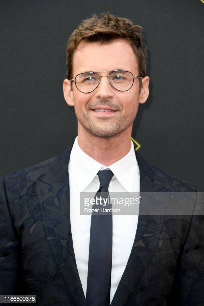 Brad Goreski attends the 2019 E People's Choice Awards at Barker Hangar on November 10 2019 in Santa Monica California