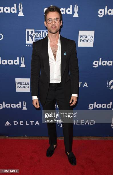 Brad Goreski attends the 29th Annual GLAAD Media Awards at The Hilton Midtown on May 5 2018 in New York City