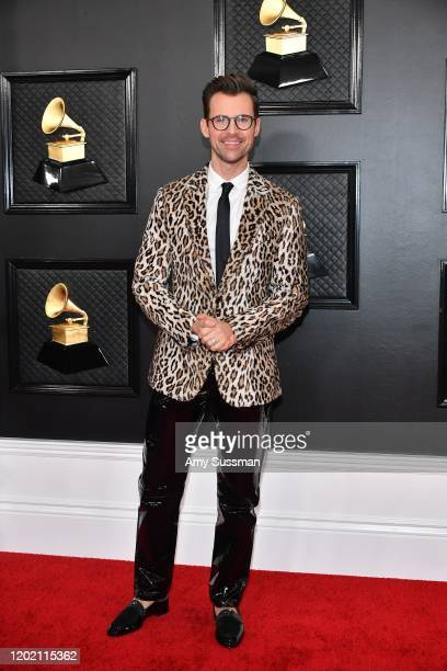 Brad Goreski attends the 62nd Annual GRAMMY Awards at Staples Center on January 26 2020 in Los Angeles California