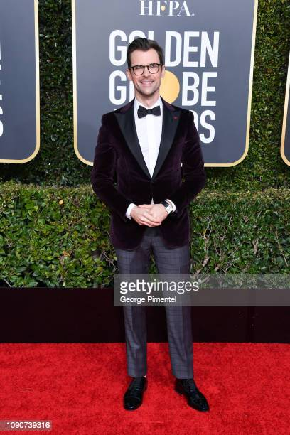 Brad Goreski attends the 76th Annual Golden Globe Awards held at The Beverly Hilton Hotel on January 06 2019 in Beverly Hills California