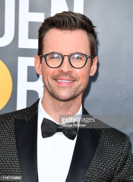 Brad Goreski attends the 77th Annual Golden Globe Awards at The Beverly Hilton Hotel on January 05 2020 in Beverly Hills California