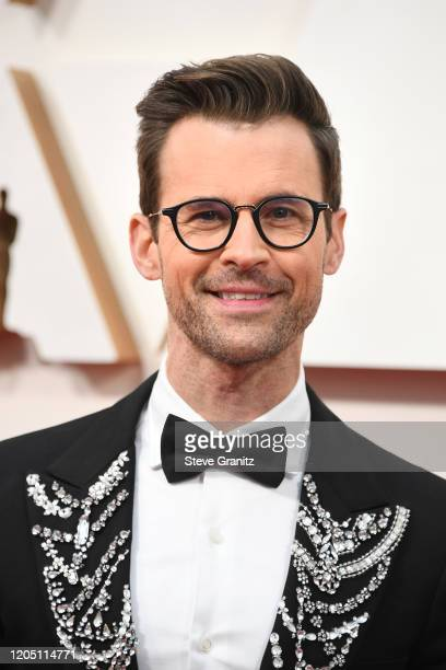 Brad Goreski attends the 92nd Annual Academy Awards at Hollywood and Highland on February 09, 2020 in Hollywood, California.