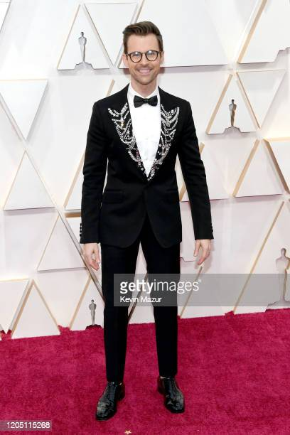 Brad Goreski attends the 92nd Annual Academy Awards at Hollywood and Highland on February 09 2020 in Hollywood California