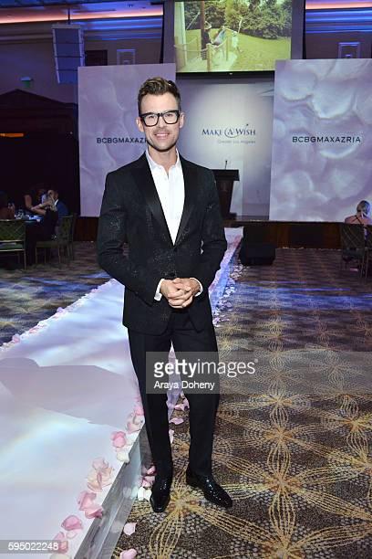 Brad Goreski attends the Inaugural Fashion Show Benefiting MakeAWish with BCBGMAXAZRIA and Celebrity Host Brad Goreski at The Taglyan Complex on...