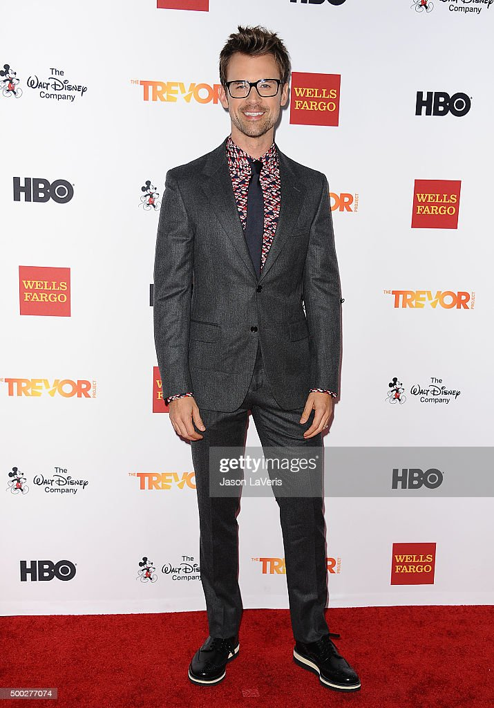 TrevorLIVE LA 2015 - Arrivals : News Photo