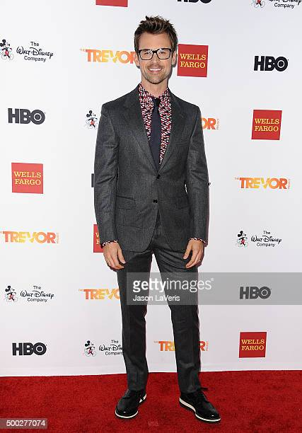 Brad Goreski attends TrevorLIVE LA 2015 at Hollywood Palladium on December 6 2015 in Los Angeles California