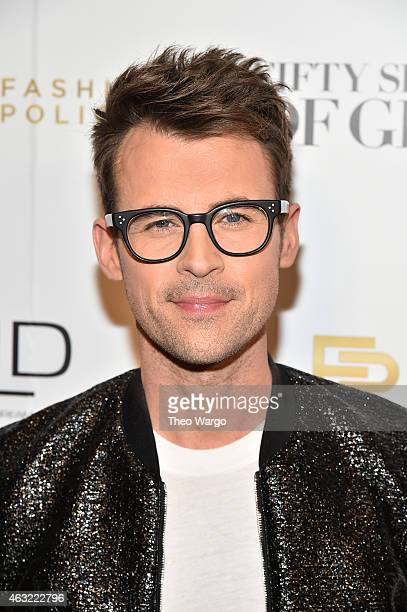 Brad Goreski attendsE Fashion Police and NYLON kickoff New York Fashion Week with a 50 Shades of Fashion event in celebration of the release of the...