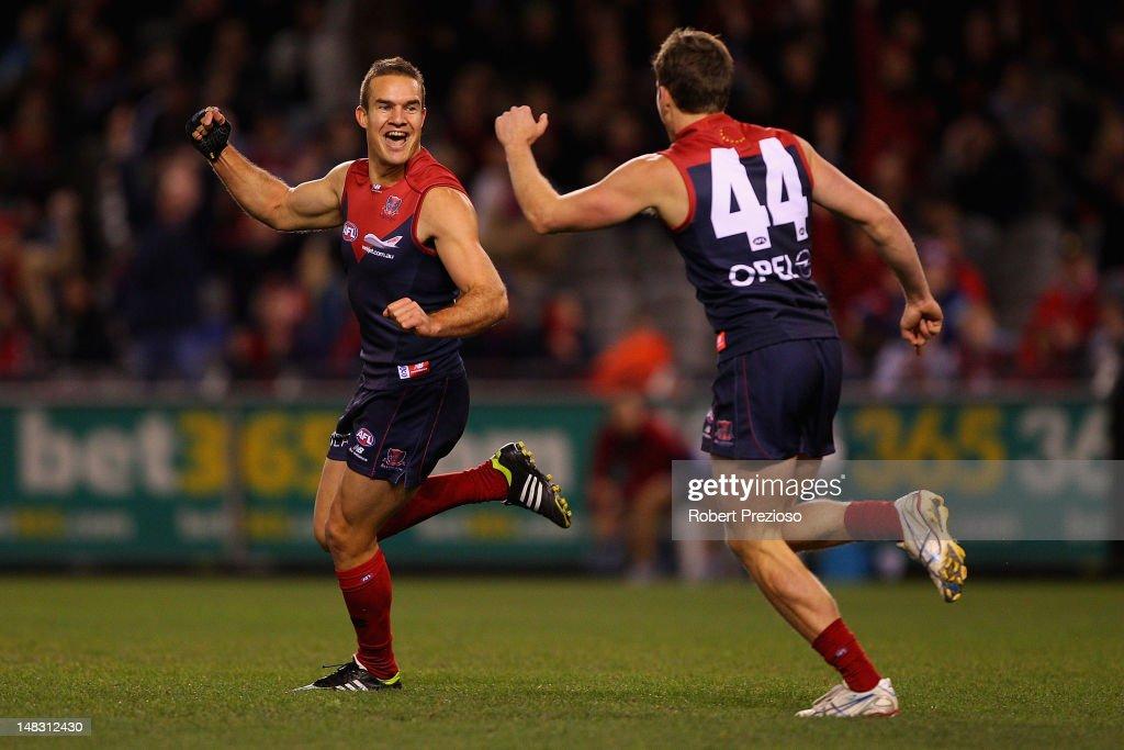 AFL Rd 16 - Melbourne v Fremantle
