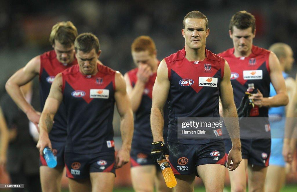 AFL Rd 10 - Melbourne v Carlton