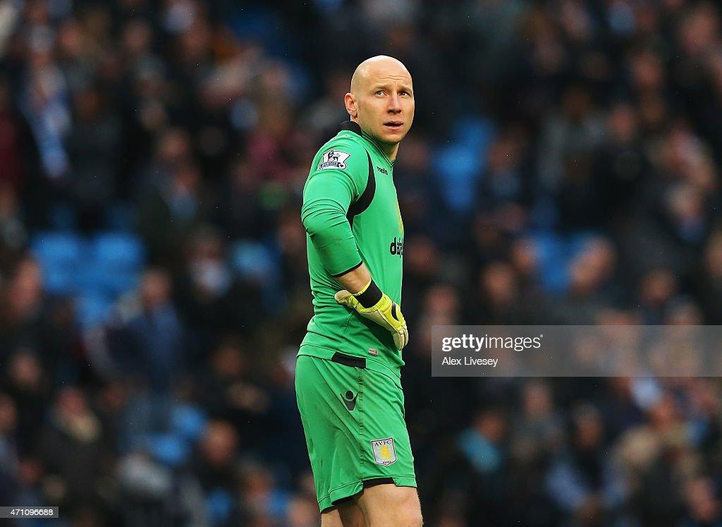 Manchester City v Aston Villa - Premier League : News Photo