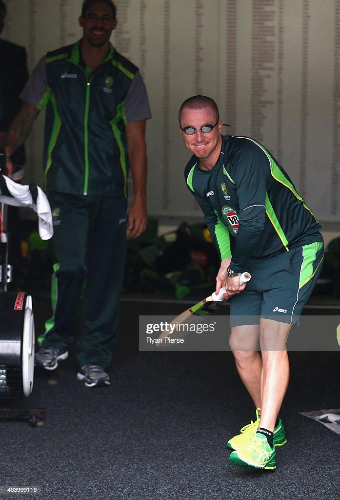 Australia v Bangladesh - 2015 ICC Cricket World Cup