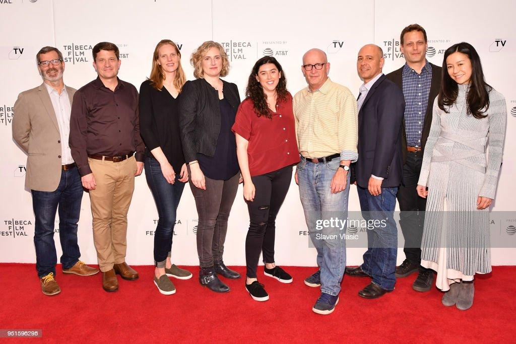 """""""Enhanced"""" - 2018 Tribeca Film Festival"""