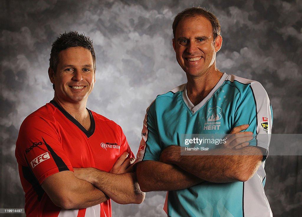 Cricket Australia Annual Portrait Session