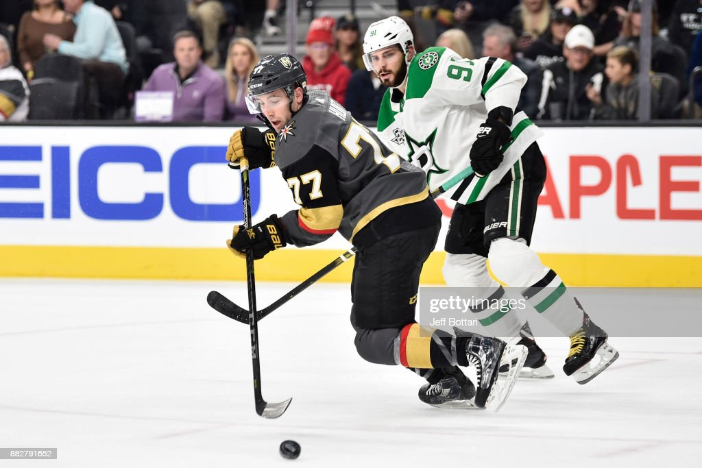 Dallas Stars v Vegas Golden Knights
