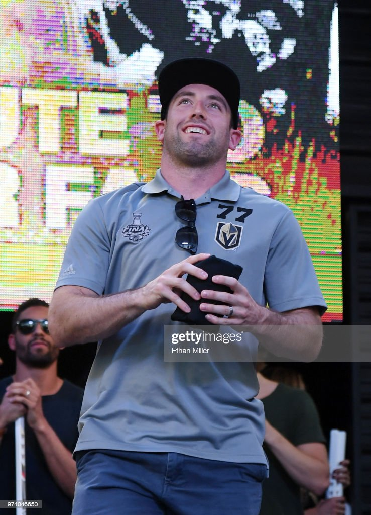 """Vegas Golden Knights Host """"Stick Salute To Vegas And Our Fans"""" Event"""