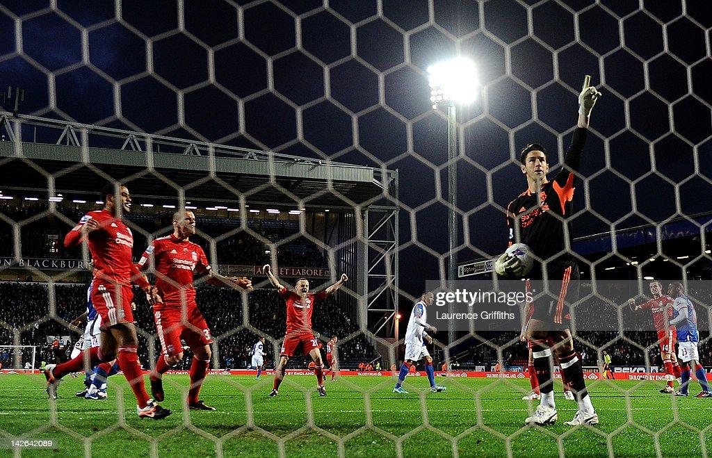 Blackburn Rovers v Liverpool - Premier League : ニュース写真
