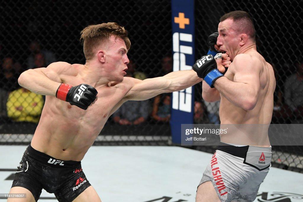 UFC Fight Night: Katona v Dvalishvili : News Photo