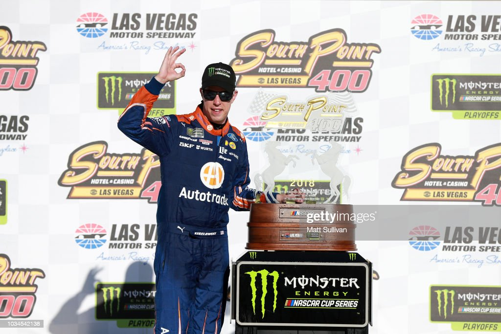 Monster Energy NASCAR Cup Series SouthPoint 400 : News Photo