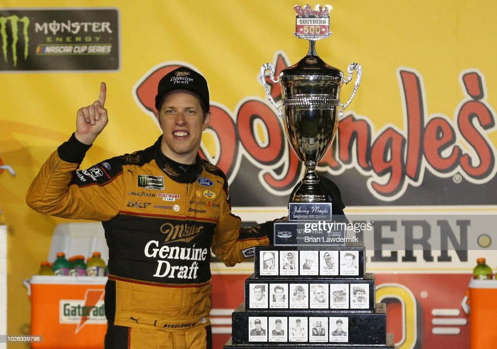 Monster Energy NASCAR Cup Series Bojangles' Southern 500 : Fotografía de noticias