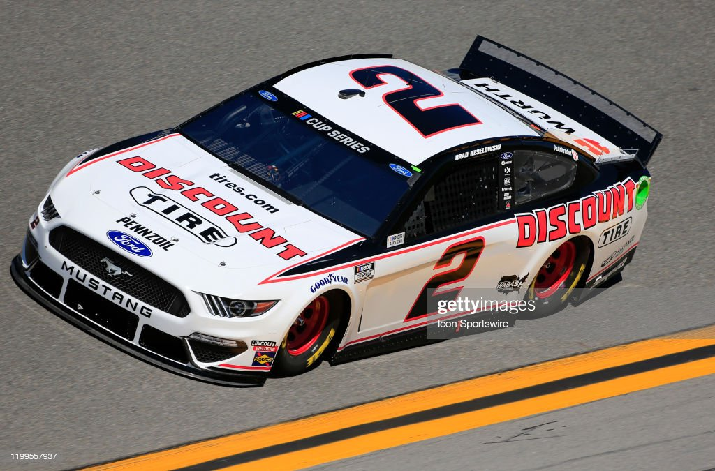 AUTO: FEB 8 NASCAR Cup Series - DAYTONA 500 : News Photo