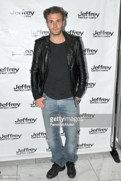 Brad Koenig attends JEFFREY FASHION CARES 2009 at Espace on April 22 2009 in New York City