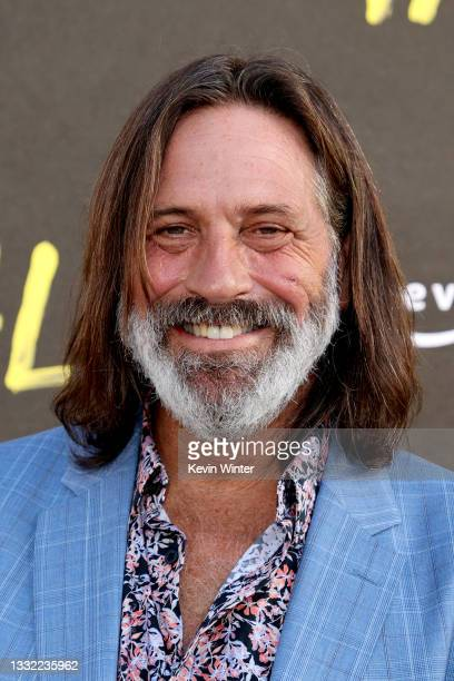 """Brad Koepenick attends the Premiere of Amazon Studios' """"VAL"""" at DGA Theater Complex on August 03, 2021 in Los Angeles, California."""