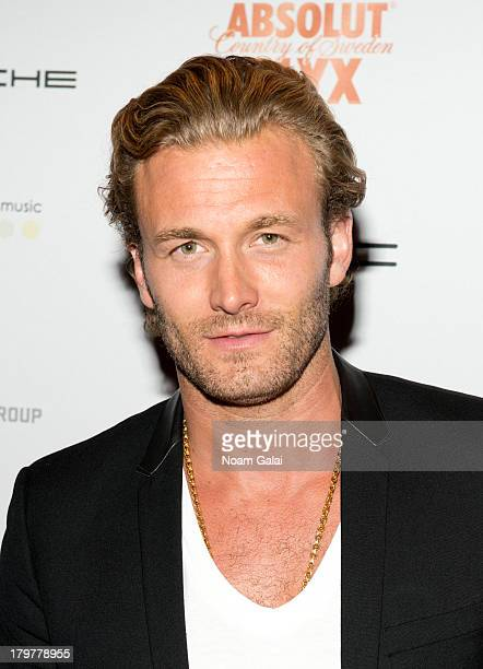 Brad Kroenig attends Mademoiselle C New York Premiere at Florence Gould Hall on September 6 2013 in New York City