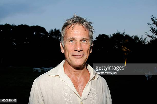 Brad Learmonth attends LONGHOUSE RESERVE 2008 Summer Gala at Longhouse Reserve on July 19 2008 in East Hampton NY