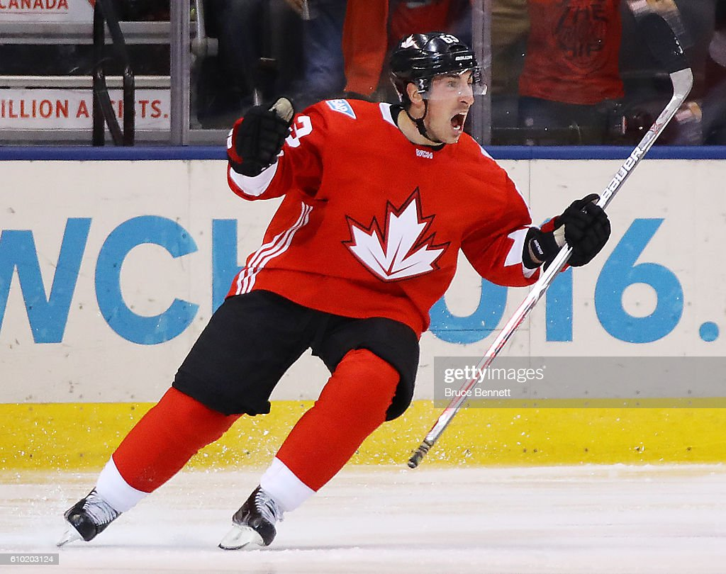 World Cup Of Hockey 2016 - Semifinals - Russia v Canada : News Photo