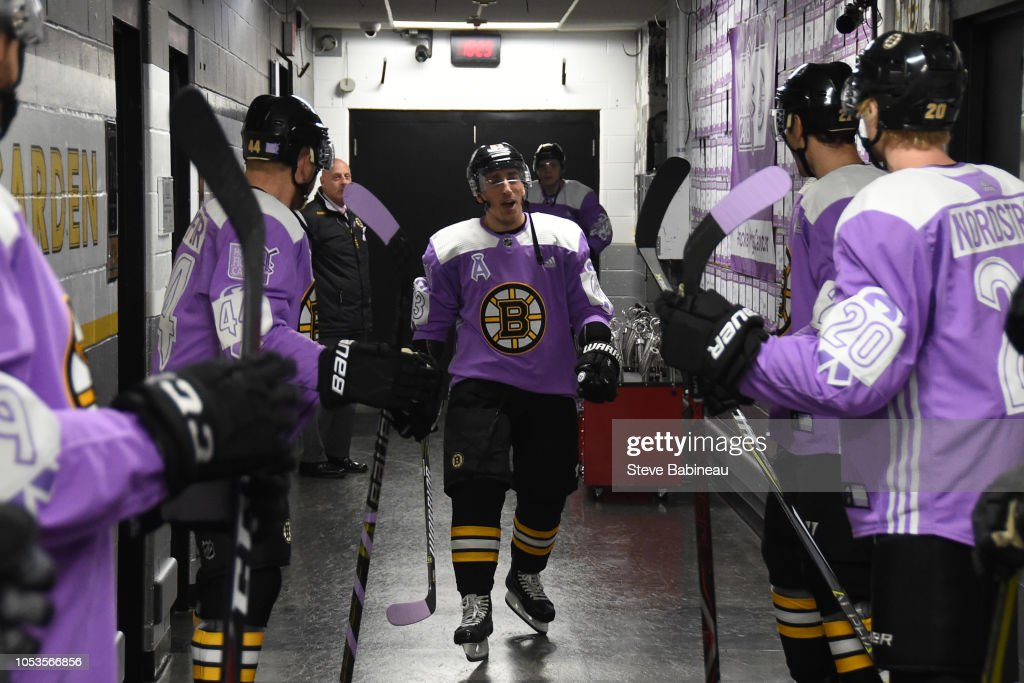 info for f8331 e570d Brad Marchand of the Boston Bruins wears his Hockey Fights ...