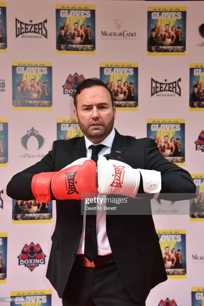 """Gloves Off"" - UK Premiere - VIP Arrivals"