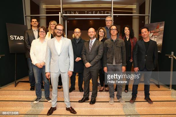 Brad North Amy Duddleston Bernice Howes Bryan Fuller David Slade Michael Green Margery Simkin Bruce Carse Brian Reitzell Orly Sitowitz and Darran...