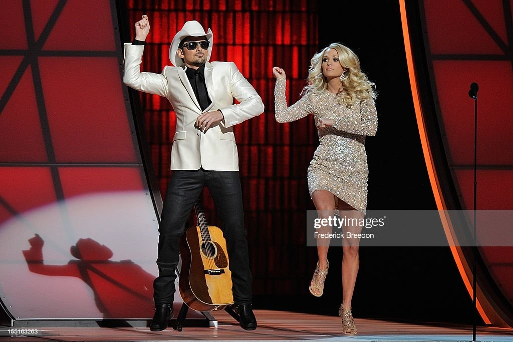 46th Annual CMA Awards - Show : News Photo