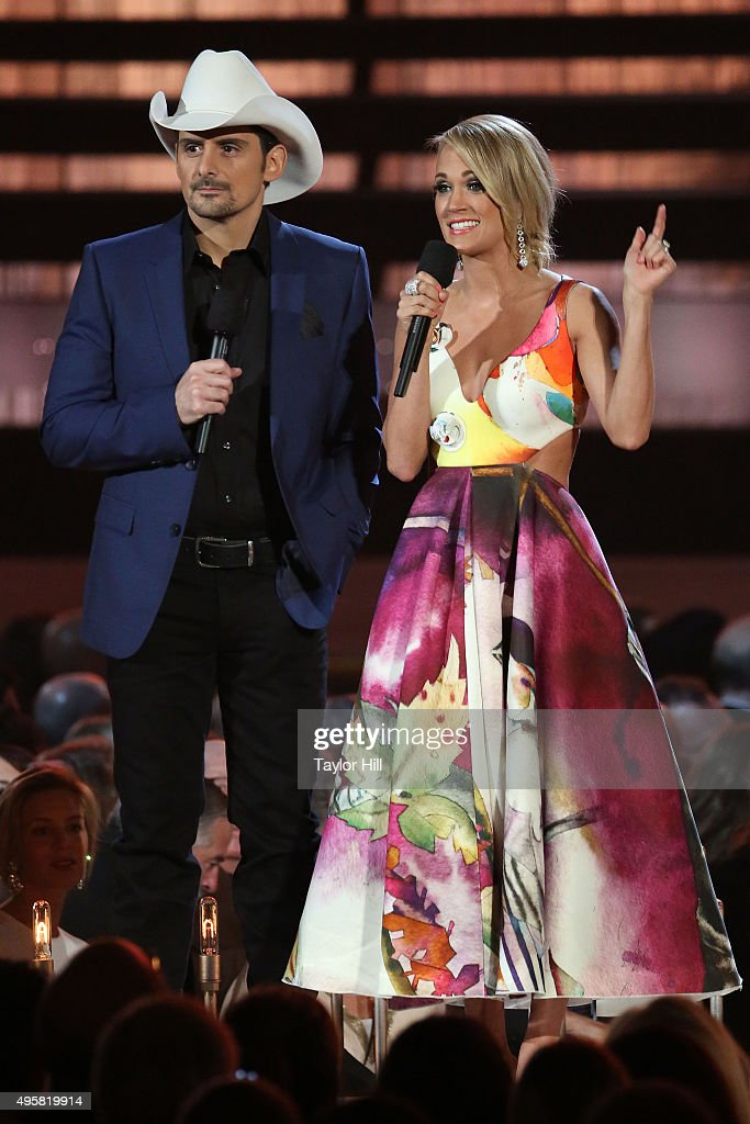 49th Annual CMA Awards - Show : News Photo
