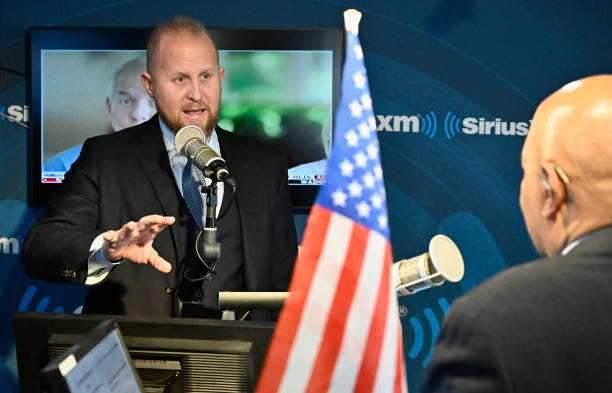 """NY: Brad Parscale Trump Campaign Manager,  On """"The David Webb Show"""" On SiriusXM Patriot Channel 125"""