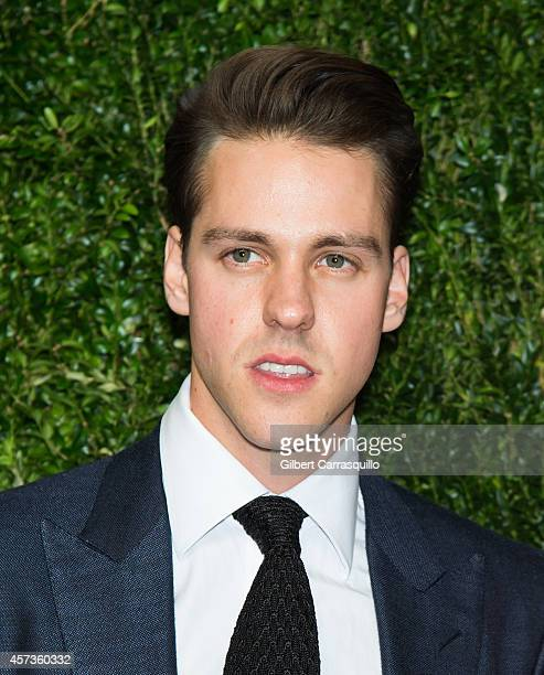 Brad Peltz attends the 2014 God's Love We Deliver Golden Heart Awards at Spring Studios on October 16 2014 in New York City