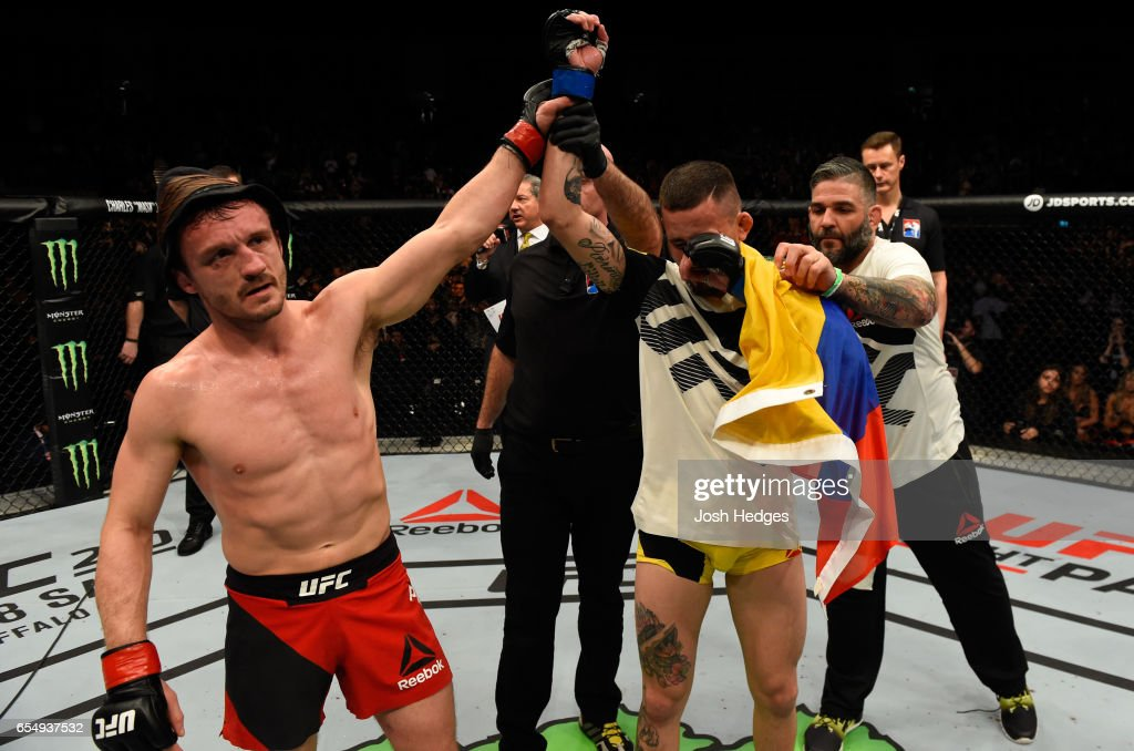 UFC Fight Night: Pickett v Vera : News Photo