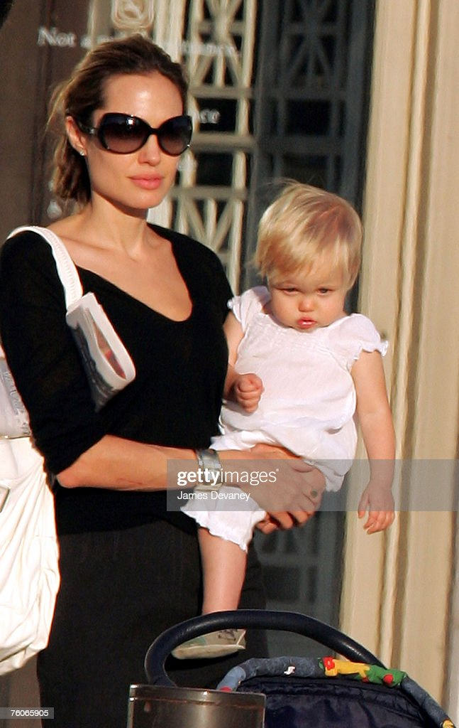 Celebrity Sightings In Chicago - August 11, 2007 : News Photo