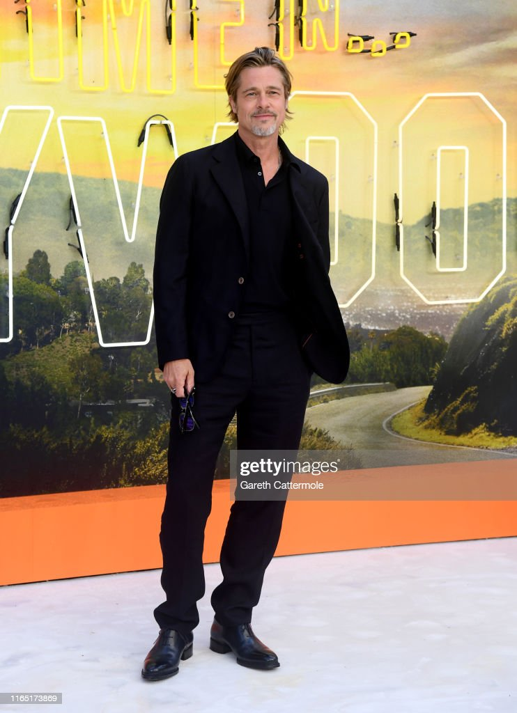 """""""Once Upon a Time... in Hollywood""""  UK Premiere - Red Carpet Arrivals : News Photo"""